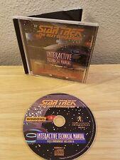 Star Trek: The Next Generation Interactive Technical Manual - Windows