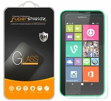 3X Supershieldz Nokia Lumia 530 Tempered Glass Screen Protector Saver