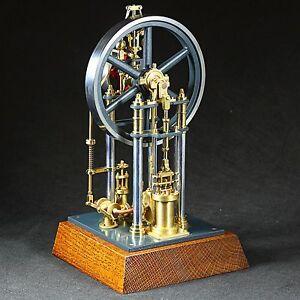 "Model column steam engine ""Donatus"" premilled material kit"