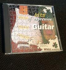 Whizz Production - Bits Of Expressive Guitars - Sampling CD / AKAI / Audio