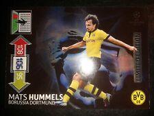 Panini Champions league 12/13 Limited Edition Hummels BVB Sammelkarte Fussball