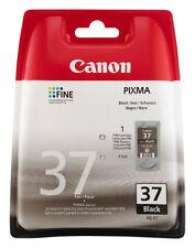 ORIGINAL TINTE PG37 CANON PIXMA IP1800 MP140 MP190 MP210 MP220 MP470 MX300 MX310