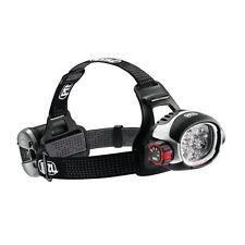 PETZL ULTRA RUSH Lampada frontale e52h, estremamente potente, 760 lumen, ACCU 2 Ultra