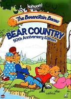 THE BERENSTAIN BEARS BEAR COUNTRY 50TH ANNIVERSARY EDITION DVD SEALED