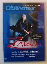 DVD ZATOICHI - Beat TAKESHI / Tadanobu ASANO - Film de Takeshi KITANO