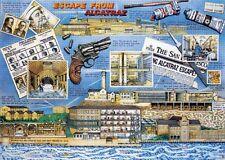 Jigsaw puzzle Maze Escape from Alcatraz 1000 piece NEW