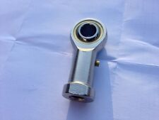 8mm Female Rod End Bearing, Left Hand Thread M8X1.25, 8mm Rose Joint L/Hand