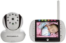 MOTOROLA MBP36 Wireless Digital Video Baby Monitor con visione notturna & Remoto * NUOVO *