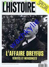 L'histoire n°173 -  01/1994 spécial affaire Dreyfus