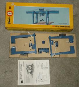 Cox HO Dockside Calco 30 Ton Crane 6232-1 Unassembled Kit & Instructions In Box