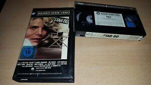 Kultfilm - STAR 80 - Mariel Hemingway - Warner Home Erstauflage - no DVD