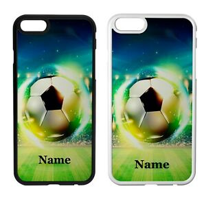 Personalised Football IPhone Case For IPhone 5 6 7 8 X XS XR 11 12 Pro Max Mini