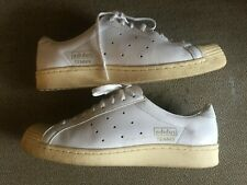Adidas Tennis Leather Original Trainers Sneakers Shoes Mens Size US 8.5 Near New