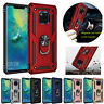 For Huawei P30 Mate 20 Pro Lite Heavy Duty Shockproof Rugged Stand Case Cover