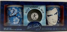 Elvis Presley Blue Hawaii 2 Mug Gift Set With Hot Cocoa Mix New in Box