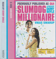Vikas Swarup Slumdog Millionaire 5CD Audio Book NEW Q & A Abridged FASTPOST