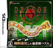 Used DS  Dragon Dance NINTENDO JAPANESE IMPORT