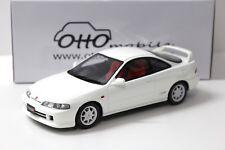 1:18 otto HONDA INTEGRA dc2 Type R WHITE NEW in Premium-MODELCARS