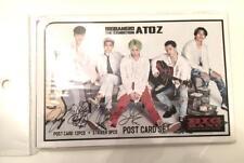 K-pop BIG BANG Postcard Photograph Set With stickers