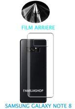 Film Protection arrière Entier Pour Écran Incurvé Samsung Galaxy NOTE 8
