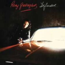 Rory Gallagher - Defender - New Remastered CD Album - Pre Order 16/3