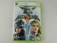 Soul Calibur IV, Microsoft XBOX 360 Game