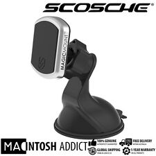 Scosche MagicMount Pro Dash/Window Magnetic Suction Mount For Smartphone Tablet