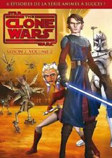 Star wars clone wars saison 2 volume 2 DVD NEUF SOUS BLISTER