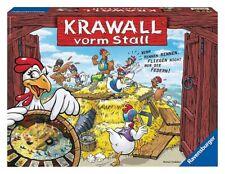 Ravensburger Krawall vorm Stall Kinderspiel Strategie Brettspiel Spiel Kinder