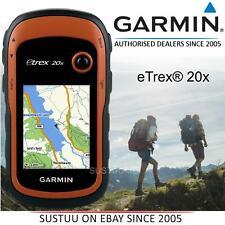 "Garmin eTrex 20x│2.2"" Outdoor Handheld GPS Navigator│Worldwide Basemap│GLONASS"