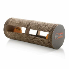 K&H Creative Kitty Roller Cardboard Rolling Cat Toy with Catnip