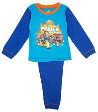 Pyjamas bleu 4 ans pour garçon de 2 à 16 ans