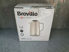 BREVILLE LUSTRA COLLECTION SHIMMER CREAM KETTLE VKT063