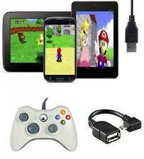 360 USB OTG Retro Controller Game Pad For PC MAC - Android Tablet - Smartphone