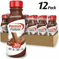 Premier Protein 30g Protein Shake, 8 delicious flavors 11.5 Fl Oz Shake 12 count