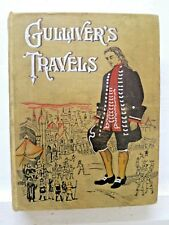 Gulliver's Travels (55 illustrations), J Swift, 1896, Henry Altemus