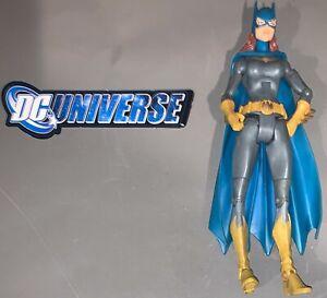 "DC Universe Classics Superheroes Series 1 & 2Pack Batgirl Figure 6"""