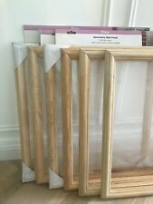 Pine 600X600 Wall Panelling, Moulding, Unused In Great Condition