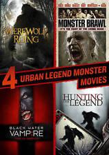 Hunting the Legend, Black Water Vampire, Monster Brawl, Werewolf Rising Quad, Ne