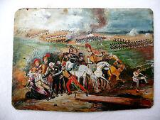 Napoléon Bonaparte époque Ier Empire bataille militaire miniature peinte