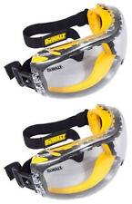 DEWALT DPG82-11C Clear Concealer Goggle - 2 EACH - FREE SHIPPING