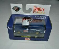 M2 MACHINES HI-PERFORMANCE - 1958 CHEVROLET APACHE BLUE AND WHITE HOLLEY S89
