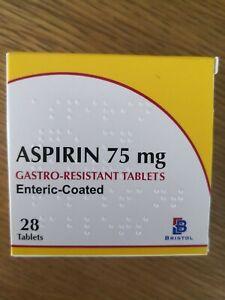 Aspirin asprin 75mg ...