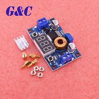 5A DC-DC adjustable step-down module XL4015 + a voltmeter 4~38V  Efficiency M13