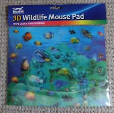 3D Wildlife Mouse Pad - Sea Life - 20 x 25cm*