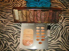 Urban Decay NAKED HEAT Palette Authentic New in Box + Mini White Widow Polish