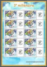 Feuillet Personnalisé - N° F3365A - 2000 - 3e Millénaire (Vignette Personnalisé