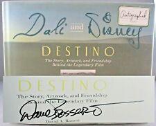 Dali & Disney Destino The Story, Artwork, and Friendship ✎ SIGNED ✎ 1st ED Book