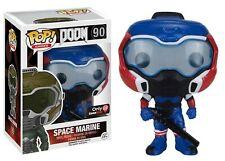 Funko SPACE MARINE #90 POP! Vinyl Figure American Hero Doom