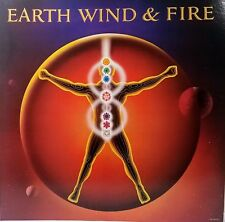 EARTH, WIND & FIRE 'POWERLIGHT' Poster Flat Suitable For Framing  Mint! 1982